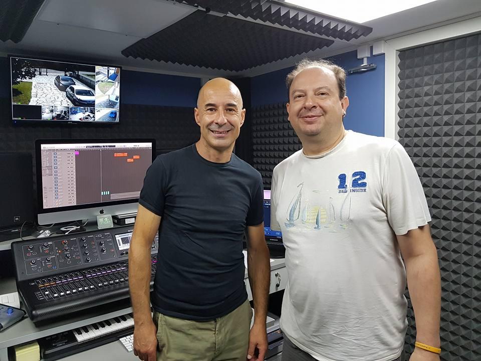 Gianni Satta e Andrea Girbaudo