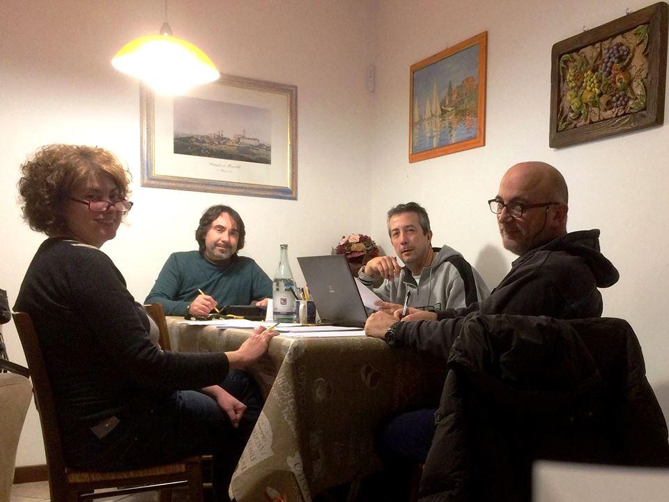 Meeting Sacher Quartet